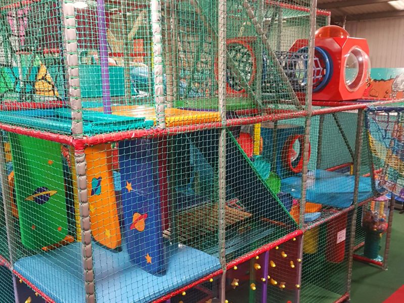 The Play Frame at Planet Play, Rochdale