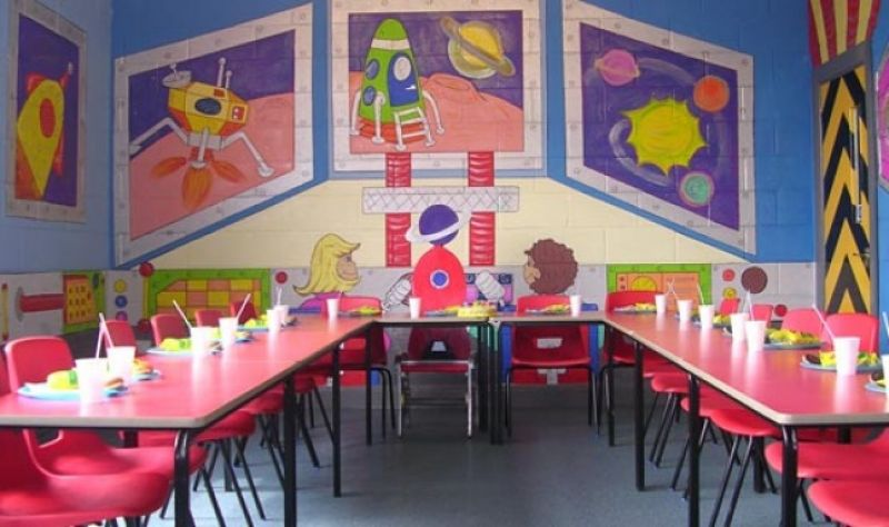 Themed Party Rooms Planet Play Rochdale